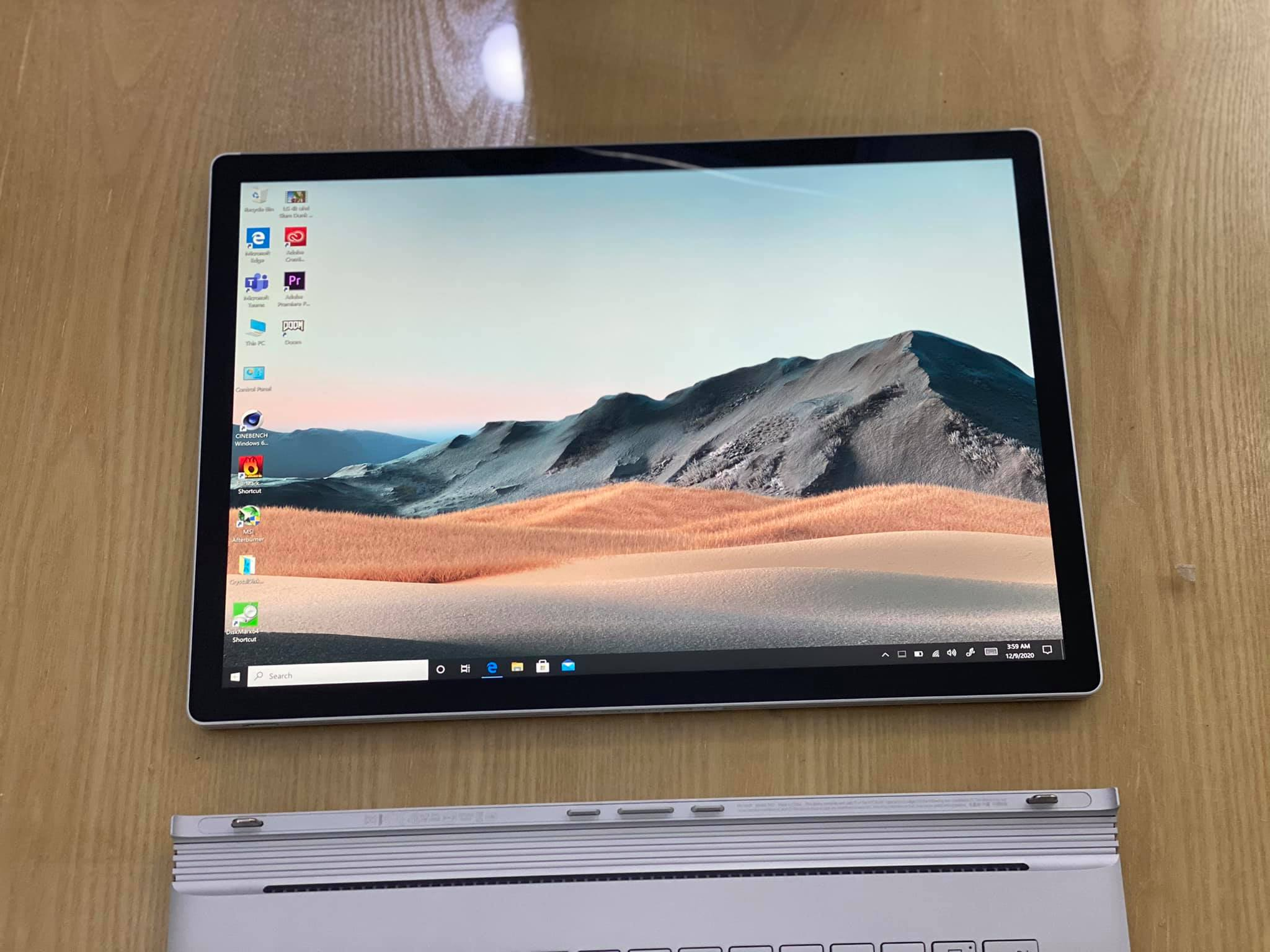 Microsoft Surface Book 3 Mode 15 inch -6.jpg