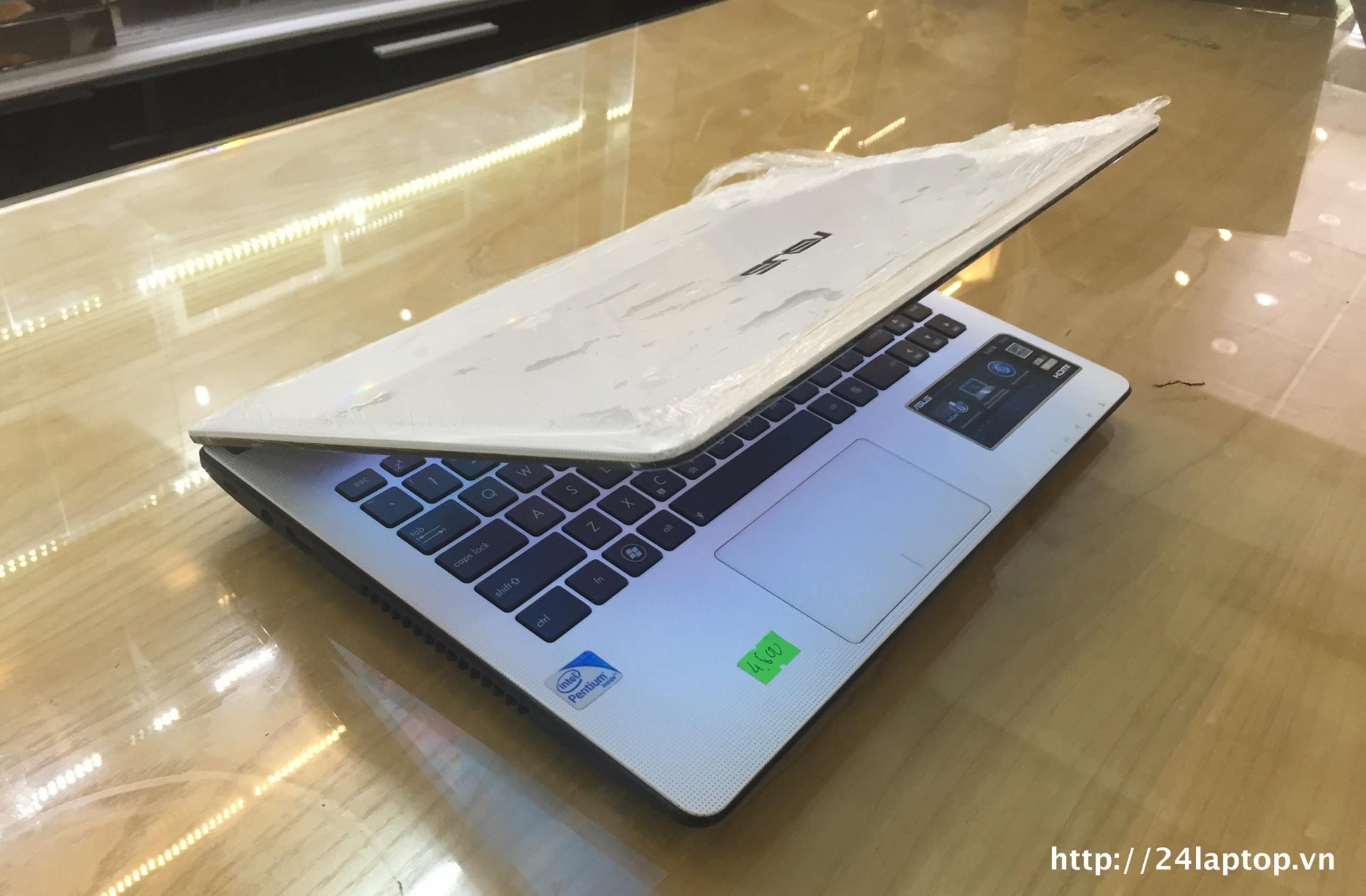Laptop Asus Mau Trang Laptop Asus X401 Màu Trắng