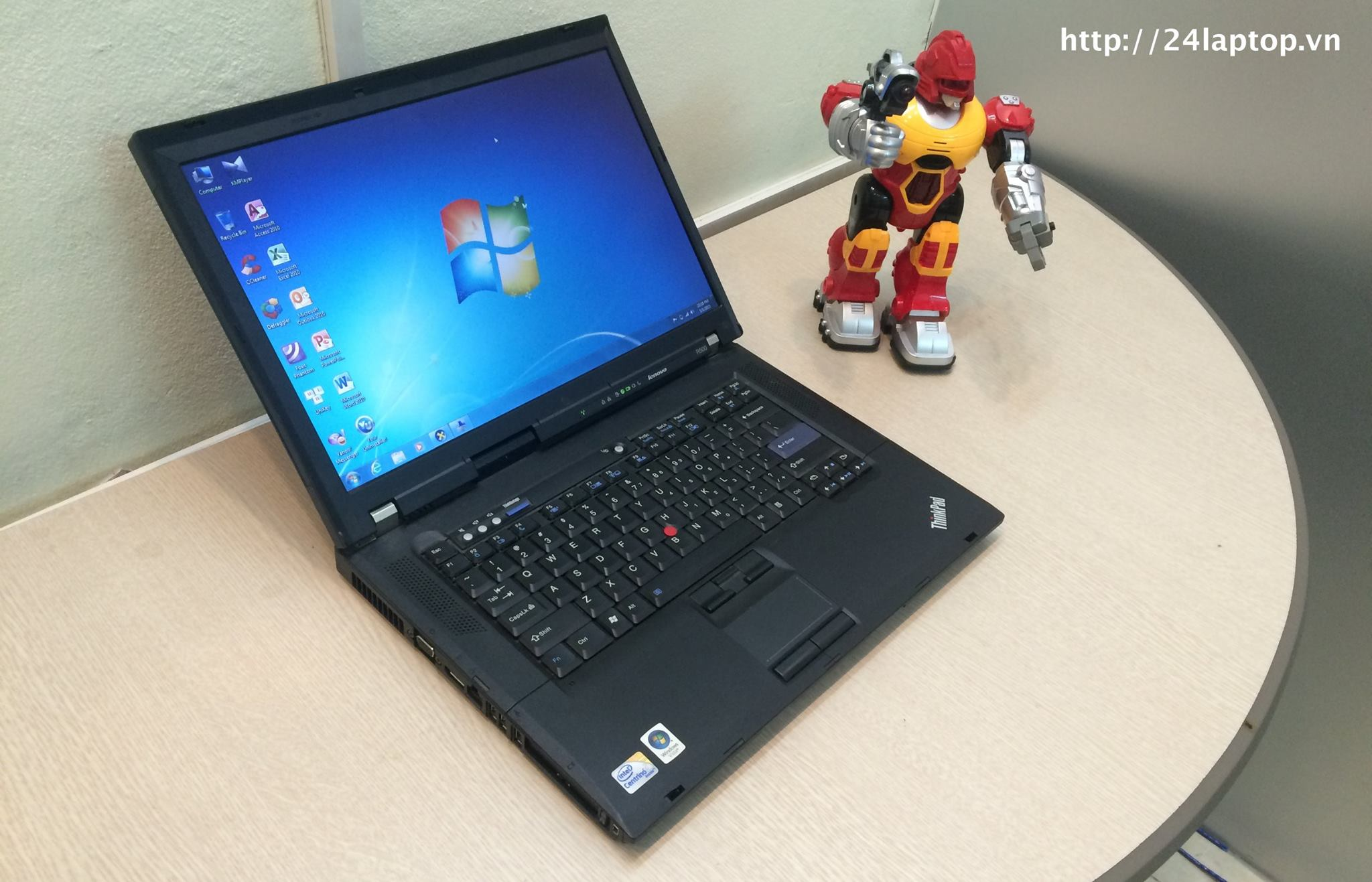 -Laptop Lenovo Thinkpad R500 .jpg