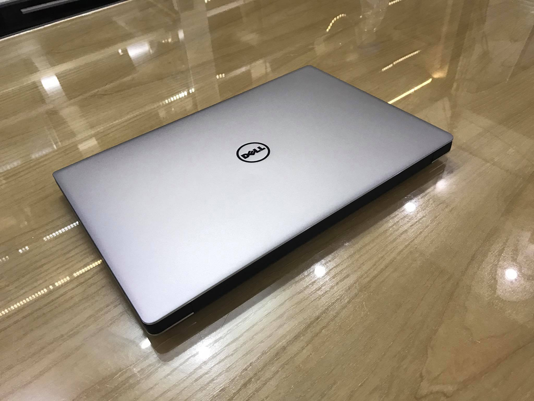 Laptop Dell XPS 9360 Silver-6.jpg
