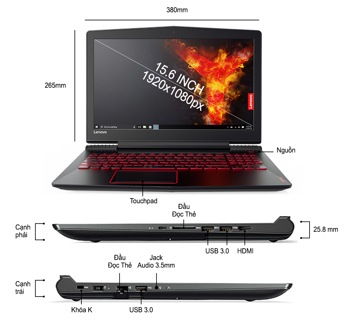 Laptop Lenovo Y520 .png
