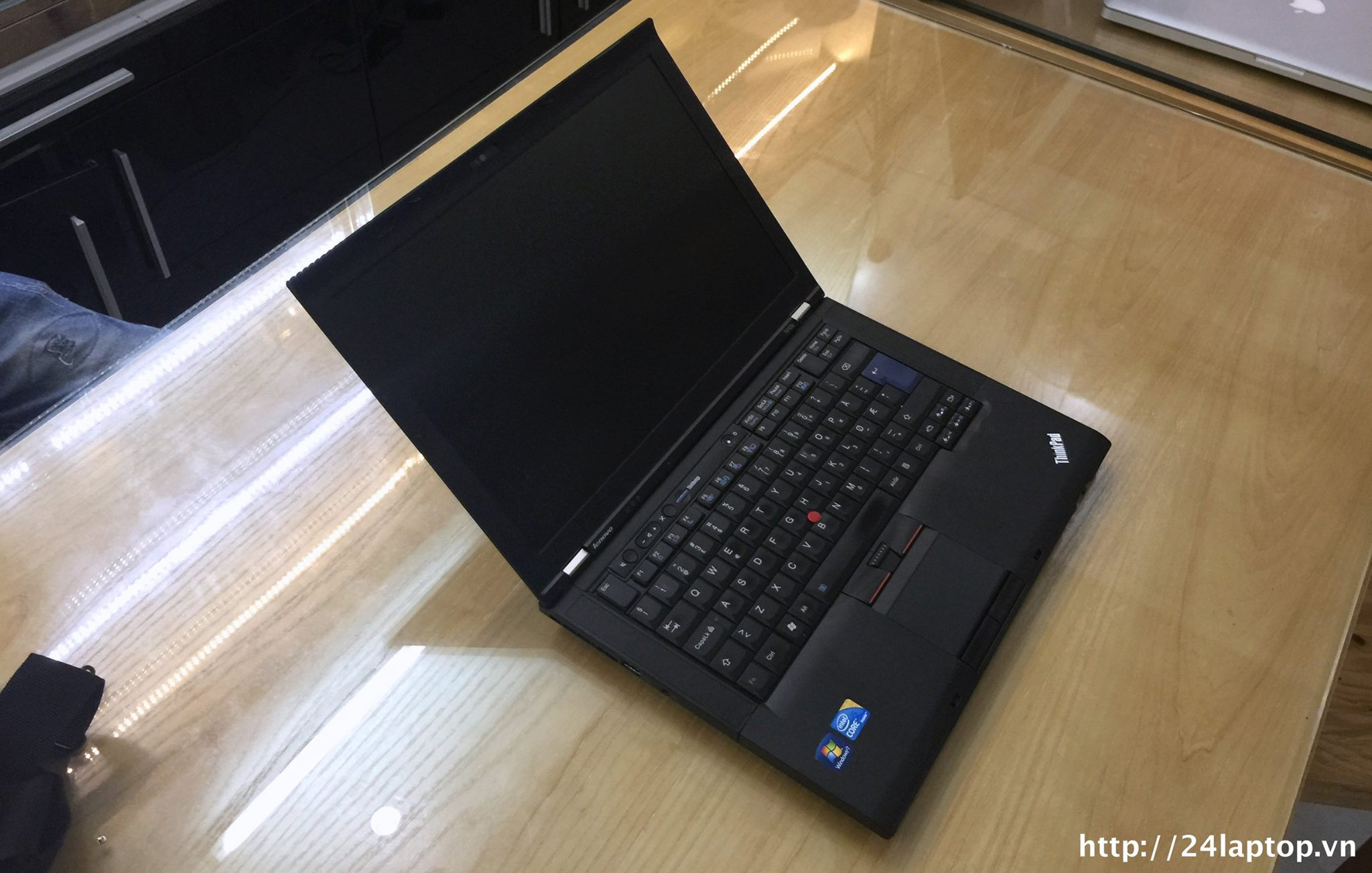 Laptop Lenovo Thinkpad T410S .jpg
