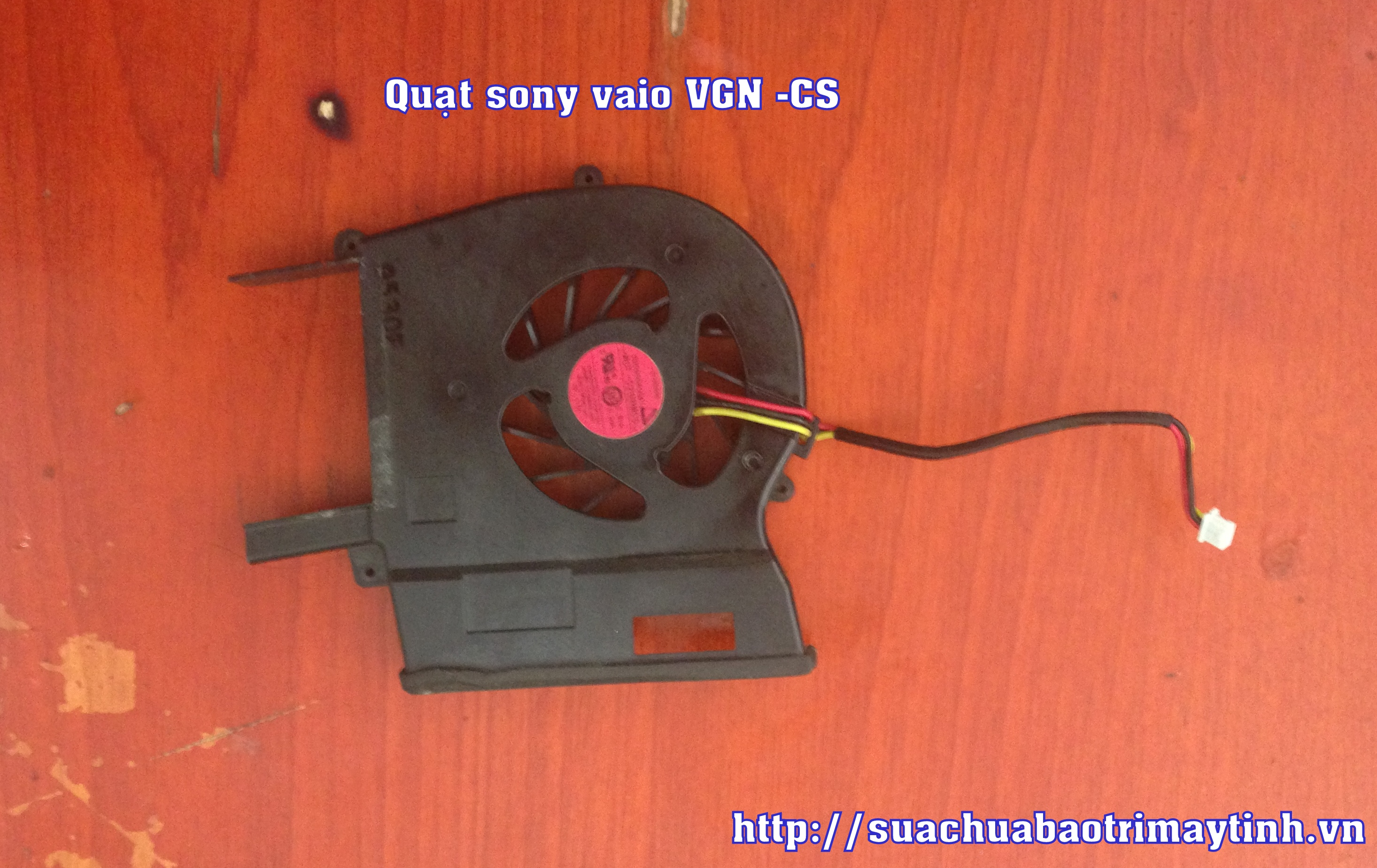 FAN CPU SONY VGN - CS.JPG