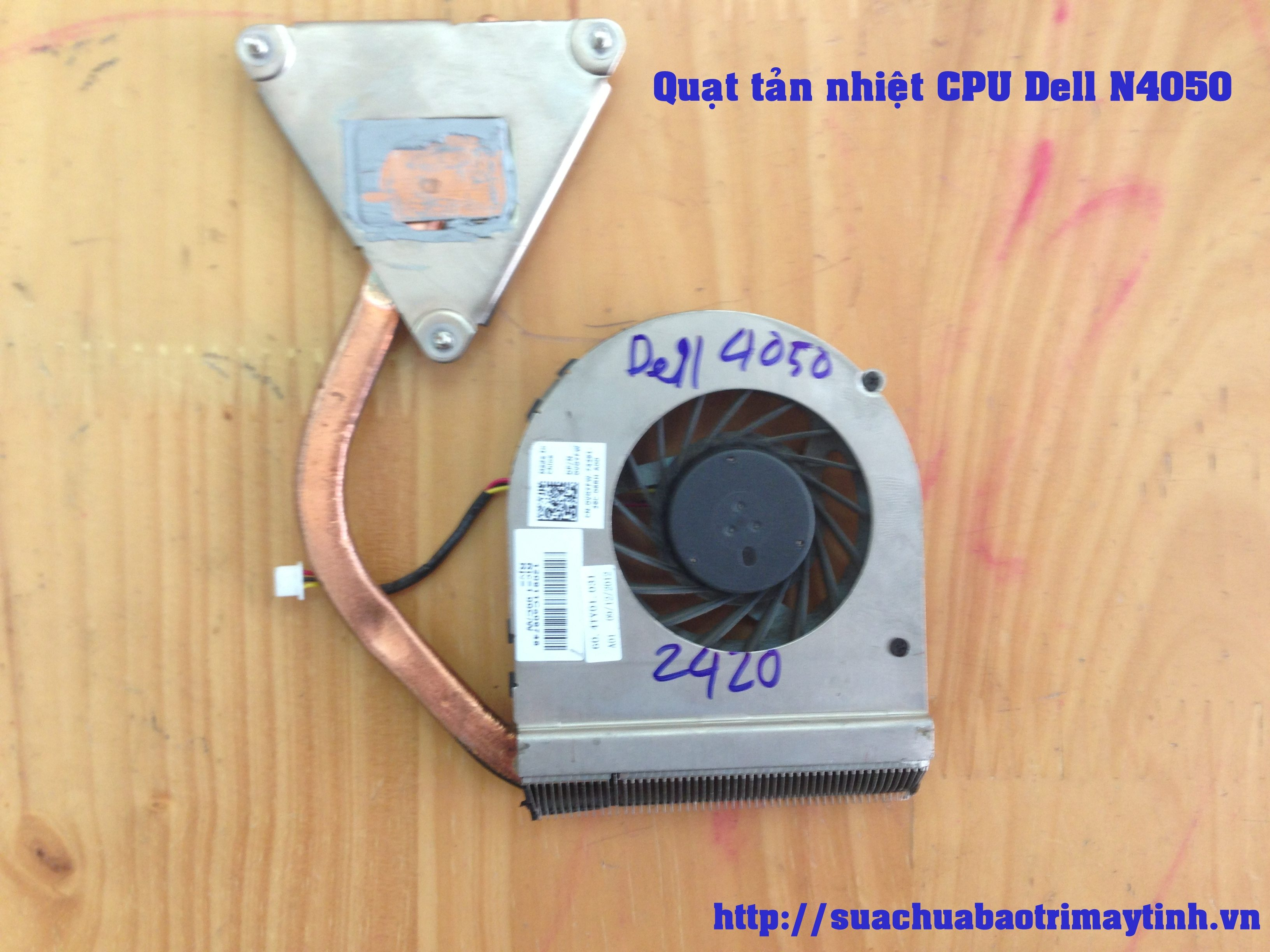 quat tan nhiet cpu dell n4050.JPG